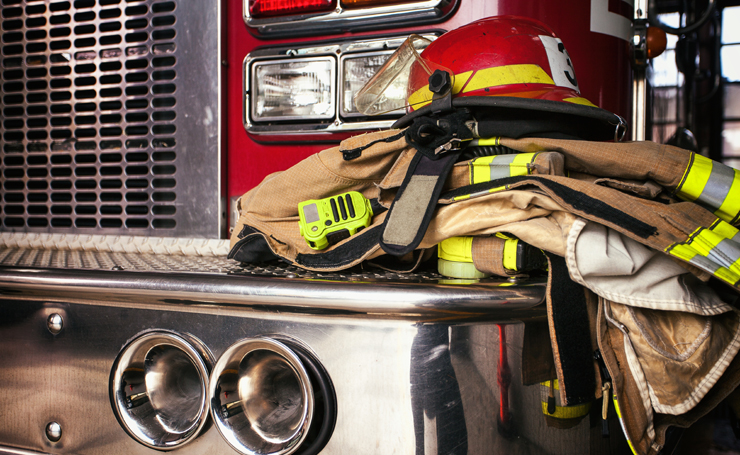 給料 の 消防 士