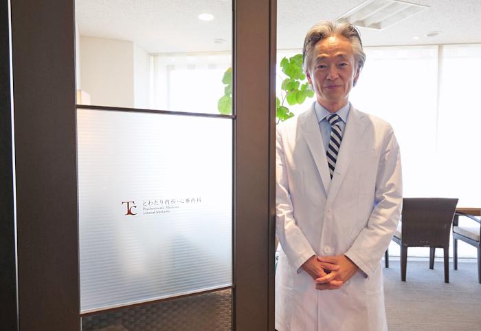 唐渡雅行先生の写真