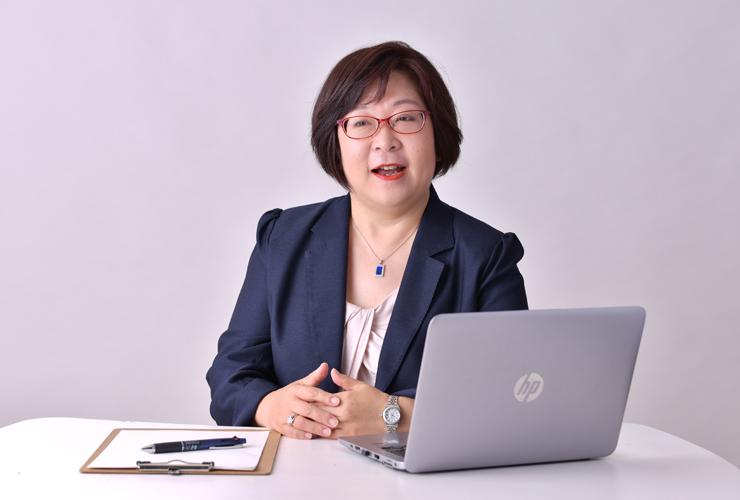 李怜香代表インタビュー写真2