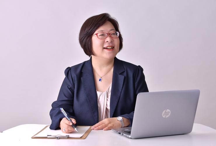 李怜香代表インタビュー写真3