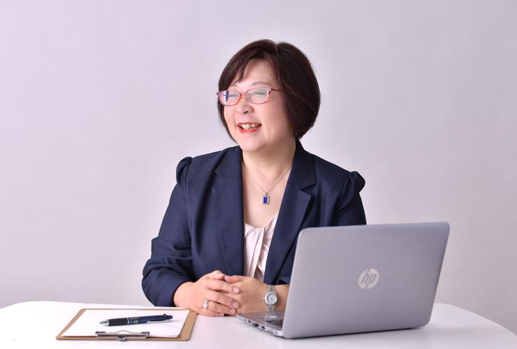 李怜香代表インタビュー写真5