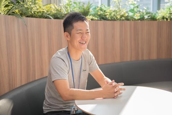 佐野コーディネーターインタビューお写真
