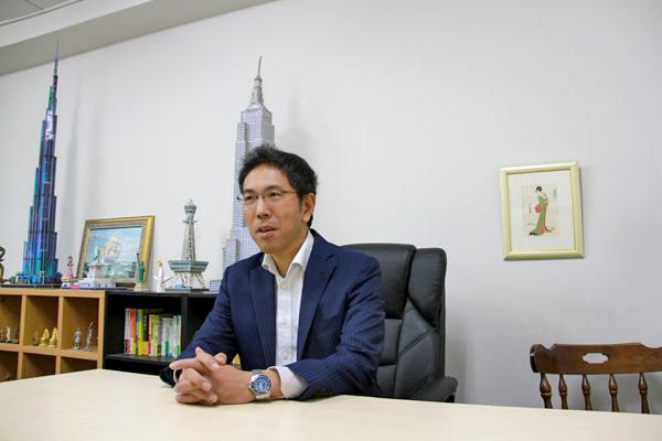 北村代表インタビューお写真3