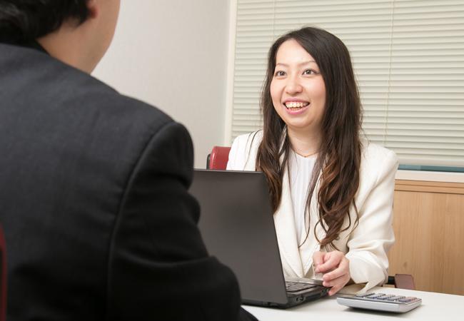 町田代表インタビュー中お写真1